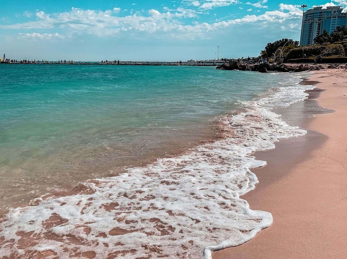 دریای خلیج فارس جزیره کیش